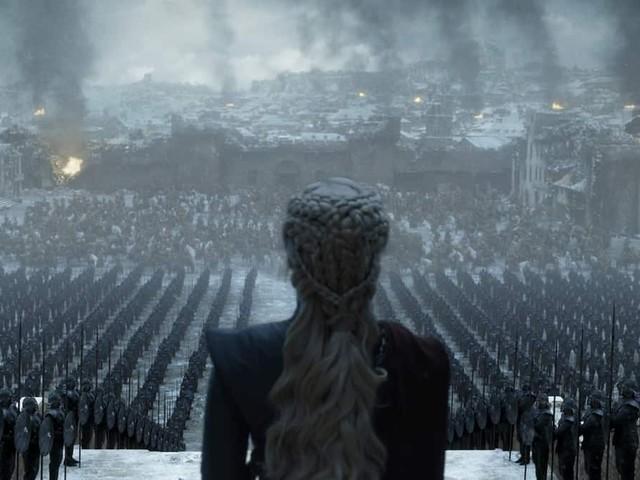 Il Trono di Spade è lo show più popolare del 2019, nonostante le critiche per l'ultima stagione