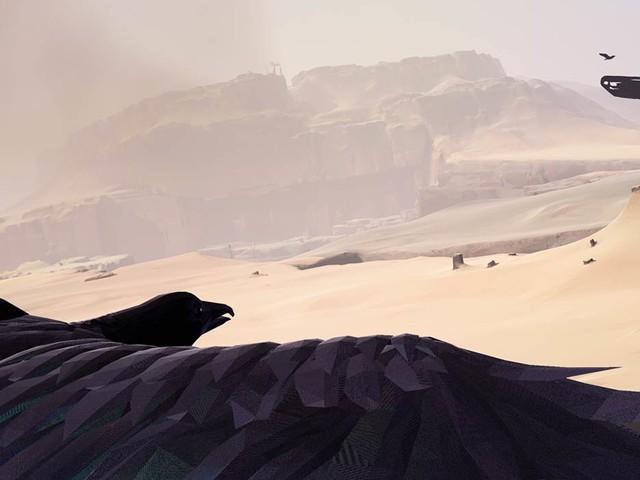 Esplora una landa desolata battuta dal vento nell'avventura minimalista Vane, in uscita su PS4 domani