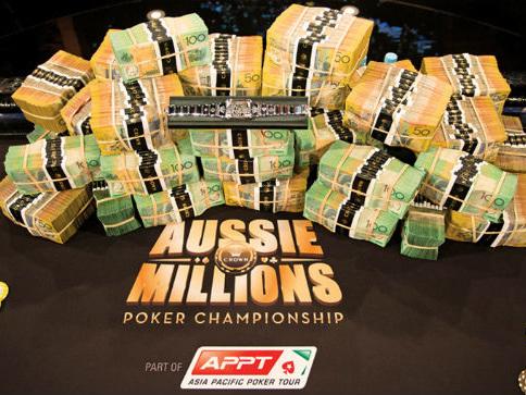 Aussie Millions 2017: i Risultati degli Italiani