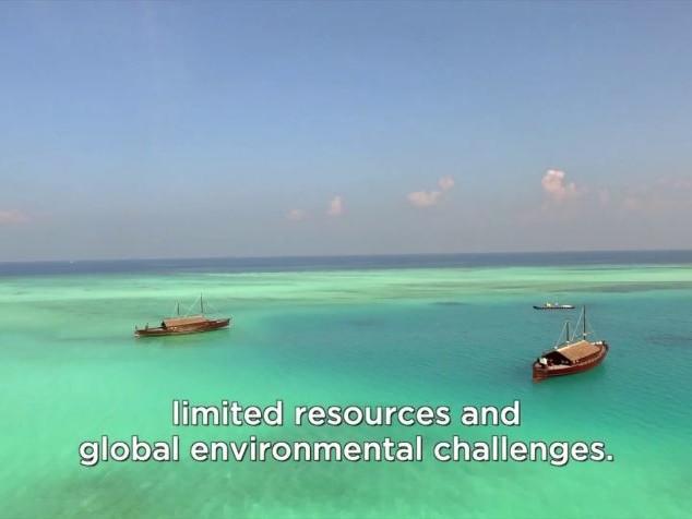 Le piccole isole sul fronte dei cambiamenti climatici estremi (VIDEO)