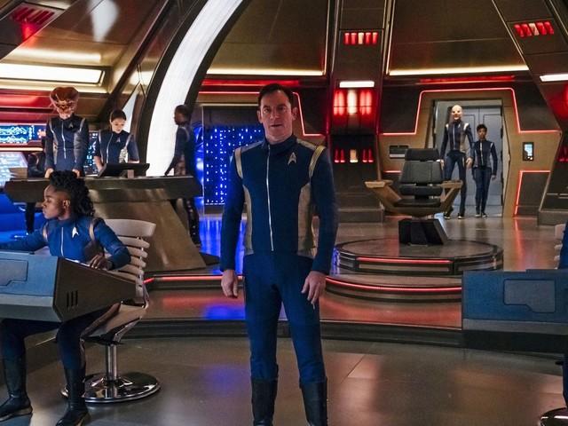 On Star Trek: Discovery,Burnham Is Torn Between the Two Tenets of Starfleet