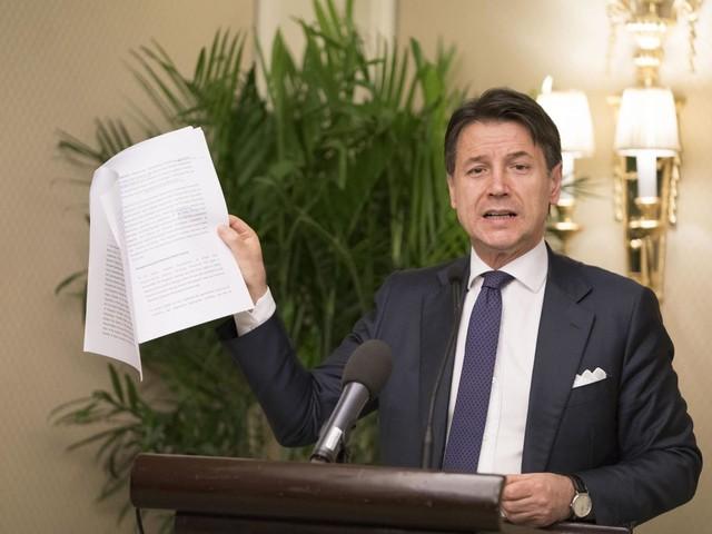 """Regeni, Conte dopo l'incontro con Al Sisi: """"Turbato da lettera dei genitori di Giulio, l'Italia non avrà pace"""""""