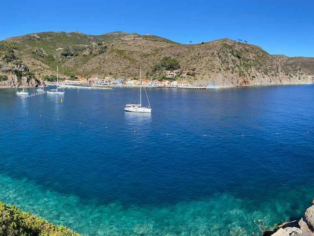 A Capraia nasce il Miglio Blu, un itinerario sotto il mare