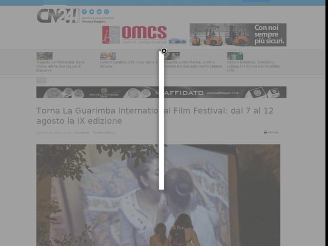 Torna La Guarimba International Film Festival: dal 7 al 12 agosto la IX edizione