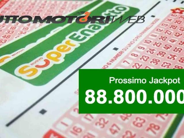 Estrazioni Lotto e SuperEnalotto di oggi 12 Gennaio, aggiornamenti-LIVE