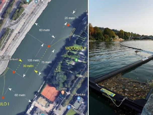 A Torino Po d'aMare e sperimentazione della prevenzione del river litter