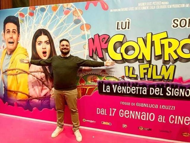 """Me Contro Te, intervista a Michele Savoia """"Spero di essere anche nel sequel""""   Video"""
