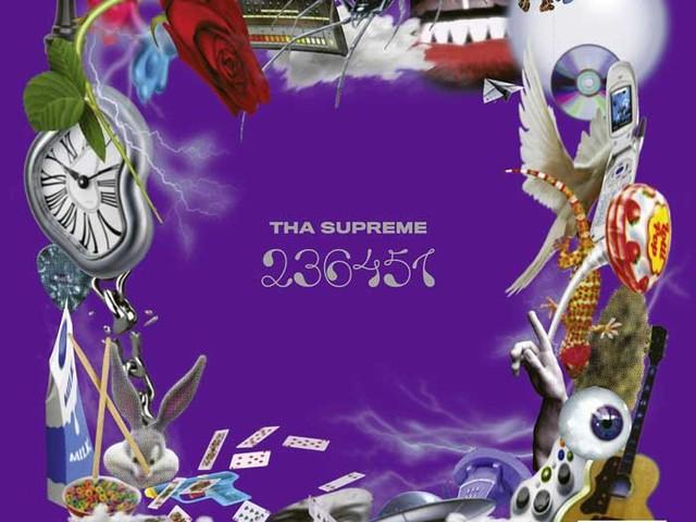 tha Supreme – 23 6451: info e titoli delle canzoni dell'album d'esordio