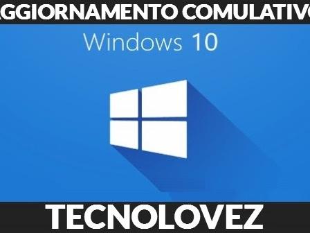 Windows 10 KB4601319 - Disponibile Il Secondo Aggiornamento Comulativo Febbraio 2021