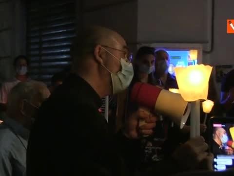 Familiari, amici e parenti ricordano Mario Cerciello a un anno dall'omicidio, il videoracconto