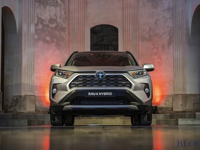 Toyota Rav4 Hybrid: primo contatto e video prova