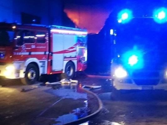 Un vigile del fuoco è morto in un incendio a Taranto