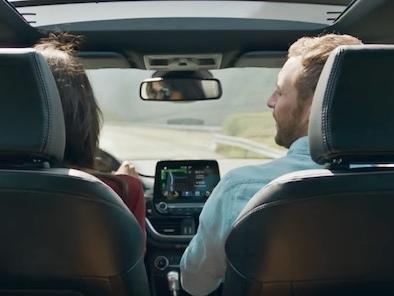 La canzone della pubblicità Nuova Ford Fiesta