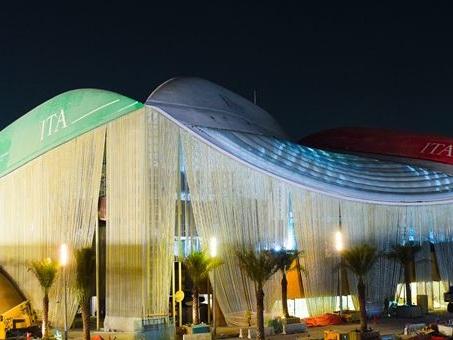 Expo 2020 Dubai: oltre 200mila visitatori al Padiglione Italia