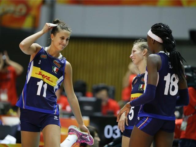 Calendario Mondiali Pallavolo Femminile.Calendario Mondiali Volley Femminile 2018 Quando Si Gioca