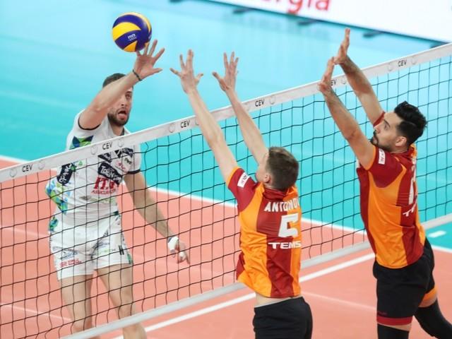L'Itas Trentino Volley è già al lavoro a Istanbul per la sfida Cev di domani