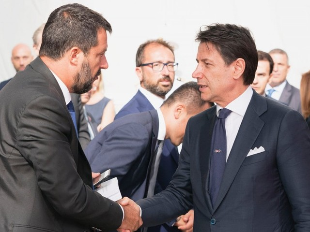 """Open Arms, Conte accusa Salvini: """"Sleale collaborazione, inaccettabile"""""""