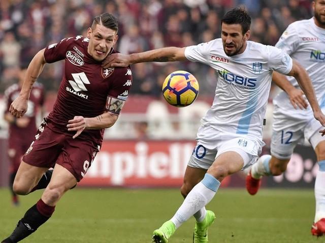 Torino-Chievo 1-1: Baselli riprende Hetemaj. E Belotti sbaglia un rigore
