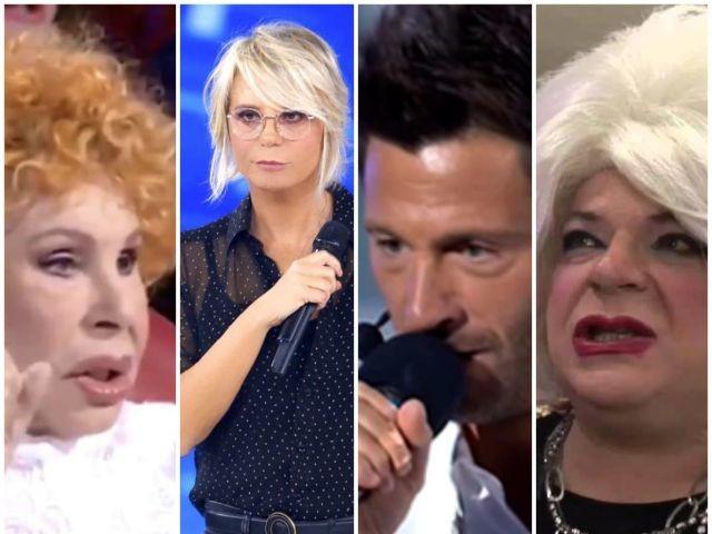 Amici Celebrities, lite Bisciglia-Maria: Platinette e Vanoni attaccano Filippo