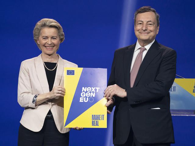 Via libera Ue al Pnrr Draghi, Legambiente: tradurlo interventi per l'emergenza climatica e la transizione ecologica