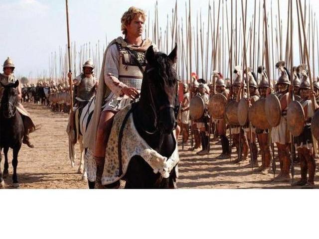 Ritrovata dopo 2 mila anni la città perduta di Alessandro Magno