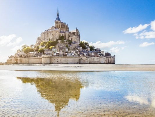 Come funzionano le Maree di Mont Saint Michel | VIDEO