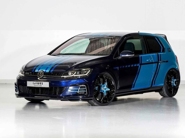 Volkswagen - Al Wörthersee anche GTE Estate ImpulsE e GTE Concept