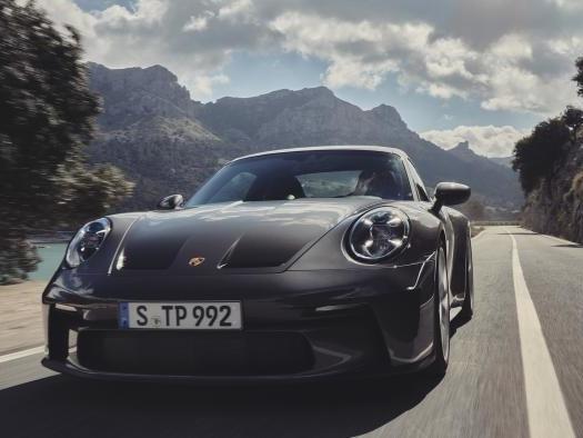 Porsche 911 GT3, è pronto il pacchetto Touring