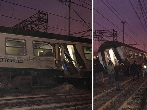 Treno deragliato: pm chiede processo per 9, anche Rfi