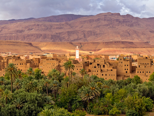 La strada delle mille Kasbah in Marocco