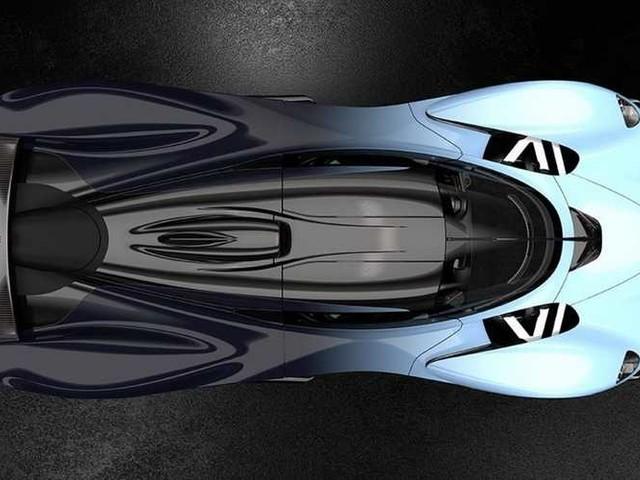 Aston Martin Valkyrie, il V12 è da record