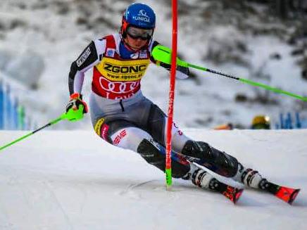 A Petra Vlhova il primo slalom In Finlandia male le azzure Domani mattina si replica