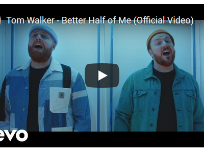 Tom Walker - Better Half of Me: testo, traduzione e video ufficiale