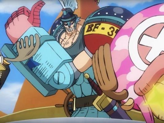 One Piece: One Piece: Stampede non è nulla rispetto al finale dell'opera, per Eiichiro Oda
