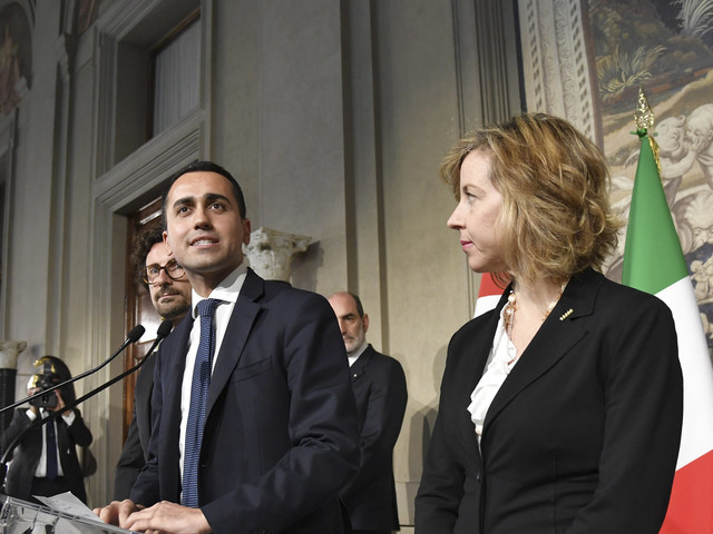 Italy Looks To Befriend Russia As Populist Parties Try To Form Government