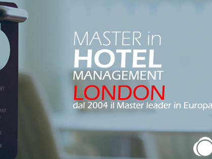 Master in Hotel Management a Londra
