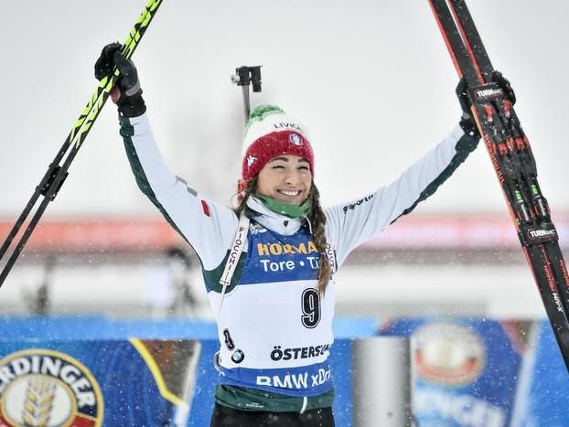Biathlon: sfida Wierer-Vittozzi Testa a testa per vincere Coppa