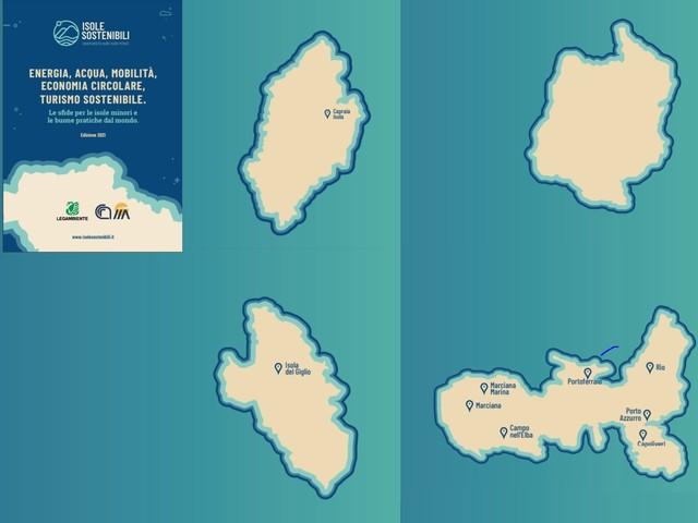 Arcipelago Toscano: isole (in)sostenibili. Gravi ritardi su energia, acqua, depurazione, trasporti