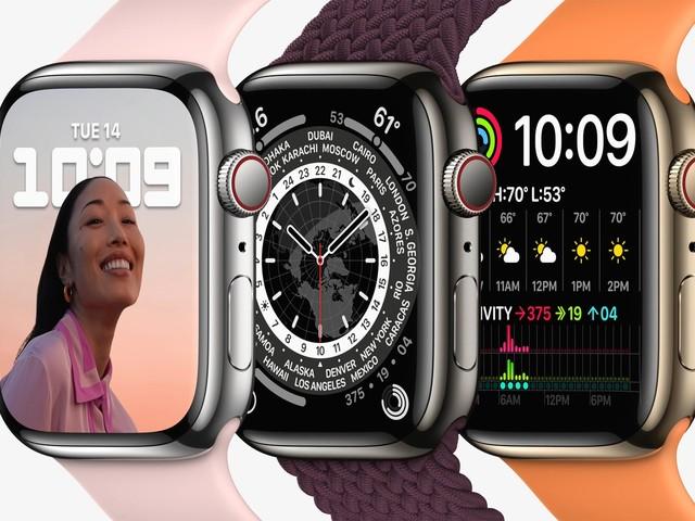 Apple Watch Series 7 e le differenze con il modello precedente