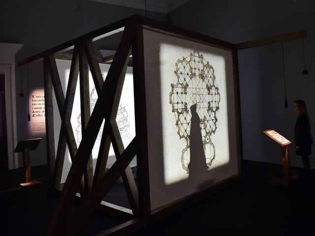Milano, le macchine di Leonardo diventano installazioni interattive con Studio Azzurro