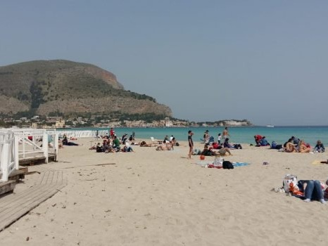 Meteo: in Sicilia week end con temperature più miti, sole il primo maggio