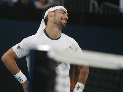 Australian Open, l'avventura di Fognini si ferma agli ottavi: vince Sandgren