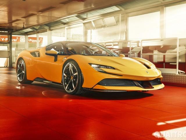 Ferrari SF90 Stradale - Il capo degli ingegneri Michael Leiters parla in esclusiva della nuova supercar