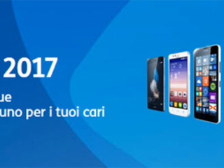 TIM a Natale 2017 pensa per due: 2 smartphone a rate a prezzo speciale