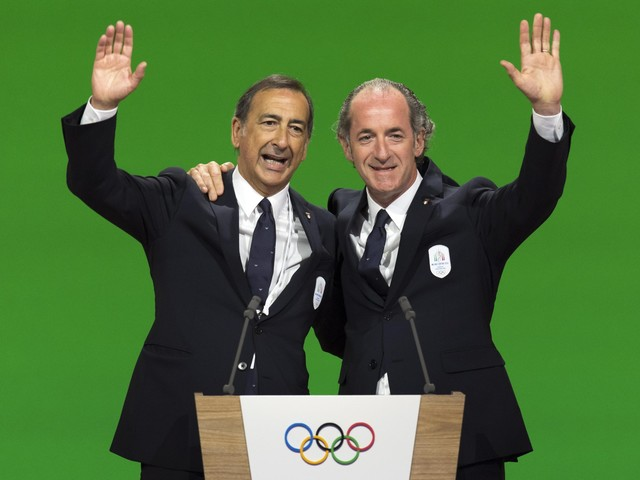 Sala: «Olimpiadi, serve una legge entro novembre»