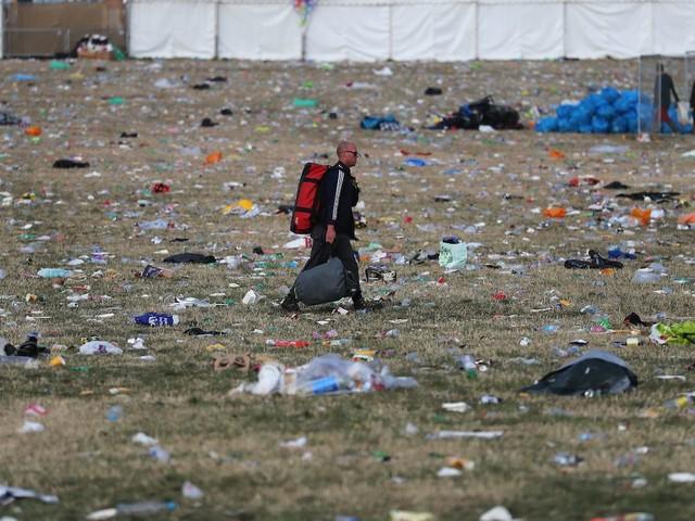 Non solo Glastonbury: anche in Italia i festival sono senza plastica