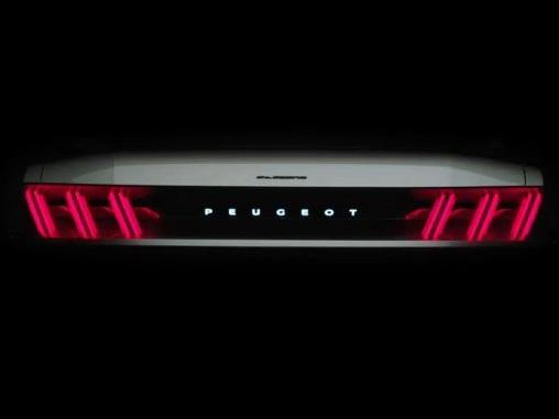 Peugeot - Il video teaser della concept che debutterà a Parigi