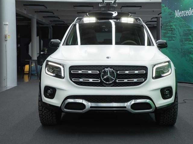 Mercedes GLB, nuovo Suv compatto