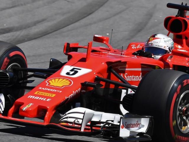 Il ritorno della Rossa alla F1 Gp Brasile
