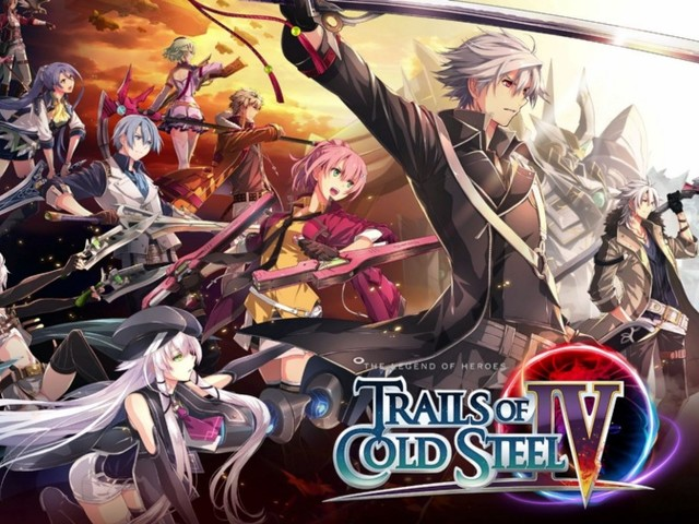 The Legend of Heroes: Trials of Cold Steel IV ad Aprile su Switch